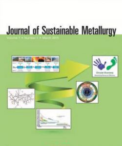Journal-of-Sustainable-Metallurgy